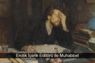 Erotik İçerik Editörü