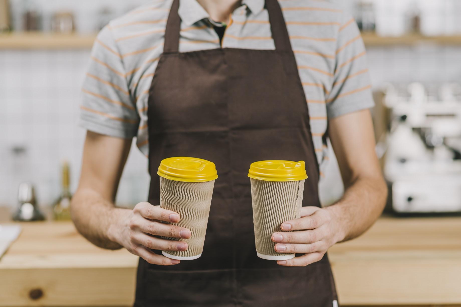 Kahve Zinciri Çalışanı ile Muhabbet